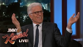 Ted Danson on Meaningful Trip to Southeast Asia