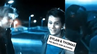 Dylan & Thomas | The Death Cure Bloopers