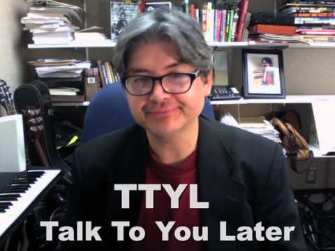 What Does TTYL Mean?