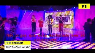 Fifth Harmony - Don't Say You Love Me (Tradução/Legendado)