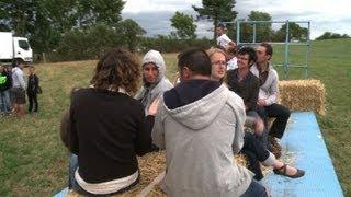 Aveyron: les célibataires cherchent l'amour à la campagne