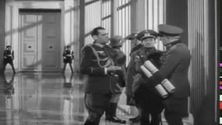 """الفيلم الحربي النادر """"قطار الليل الى ميونيخ"""" - Night Train to Munich 1940"""