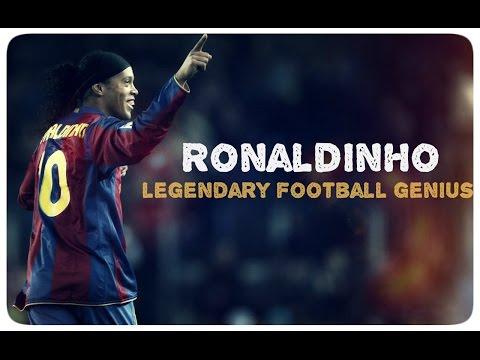 Ronaldinho | legendary football genius