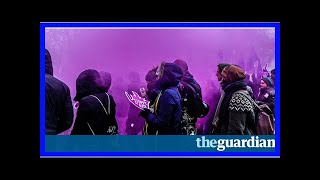 News-Germanys right margin afd review as police and protesters clash
