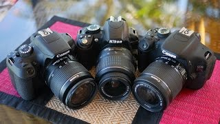 Best Beginner DSLR Cameras 2016