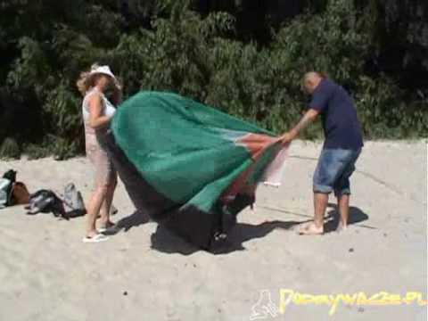 18 Podrywacze Na Plaży Sopot Gdynia e128 Babcia Władzia