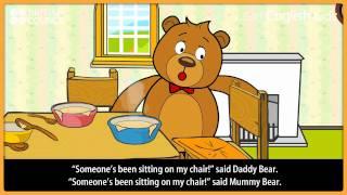 Goldilocks and the three bears - Kids Stories - LearnEnglish Kids British Council
