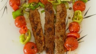 Rezept: Adana Kebap | Ahmet Kocht | türkisch kochen | Folge 41