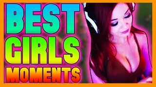 Best Girls Moments - League of Legends