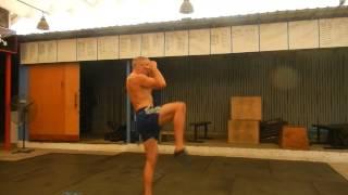 3 Essential Muay Thai Footwork Exercises