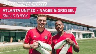 Skills Check with Atlanta United