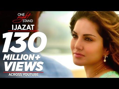 IJAZAT Video Song   ONE NIGHT STAND   Sunny Leone, Tanuj Virwani   Arijit Singh, Meet Bros  T-Series