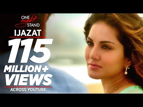 IJAZAT Video Song | ONE NIGHT STAND | Sunny Leone, Tanuj Virwani | Arijit Singh, Meet Bros |T-Series