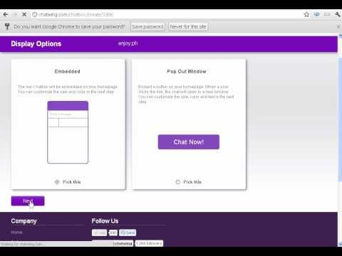 Wordpress Free Live Chatbox