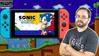 Should You Buy Sega Ages Sonic On Nintendo Switch?