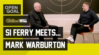 Si Ferry Meets... Mark Warburton | Life as the Rangers Manager, Brentford & Starting in the City