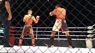 Mir Agha Mubariz(AFG) Vs Farzad Ghaderi (Iran) at Asian MMA Championship (WMMAA)