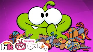 Om Nom Stories: Candy Can | Cut the Rope Episode 8 | Cartoons for Children | HooplaKidz TV