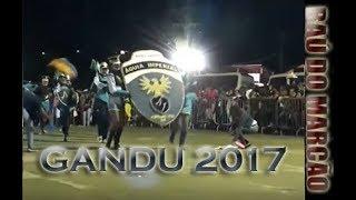 ÁGUIA IMPERIAL - GANDU 2017 (CONFANJUCA)  TELA DUPLA - BAÚ DO MARCÃO