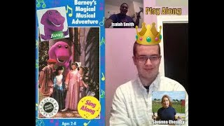 Barney's Magical Musical Adventure Play Along
