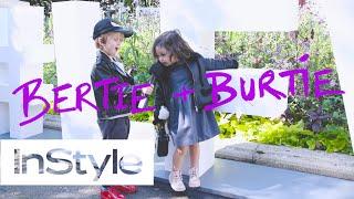 Kids do London Fashion Week