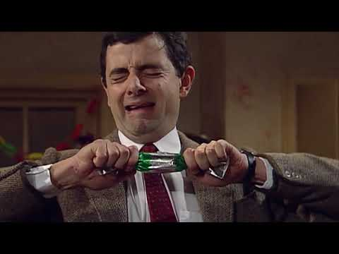 Christmas and New Year Funny Clips Mr Bean Official