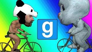 Gmod Hide and Seek - Bike Edition! (Garry