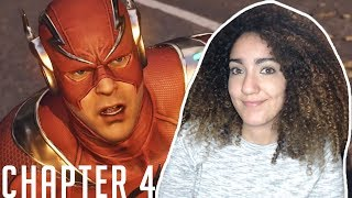 FLASH IS HYPE, REVERSE FLASH MORE! - Injustice 2 Chapter 4 Story Mode