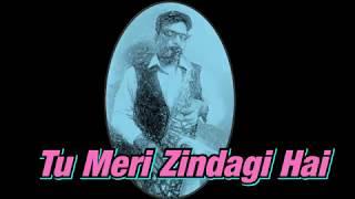 #270:- Tu Meri Zindagi Hai | Ashiqui | Kumar Sanu | Best Bollywood Saxophone Instrumental
