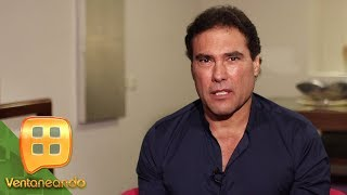 ¡Eduardo Yáñez admite que sufrió años de alcoholismo y excesos!