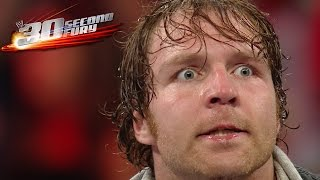 30-Second Fury - Dean Ambrose