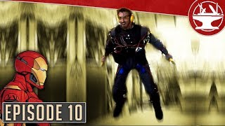 Flying Like Iron Man #10: Jet Boots