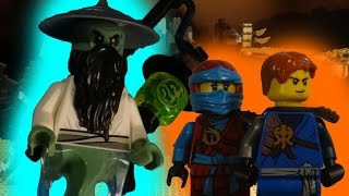 LEGO NINJAGO THE MOVIE - RISE OF THE VILLAINS PART 4 - DAY OF DESPAIR