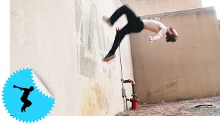 Tapp Brothers in Action - Parkour & Advanced Calisthenics