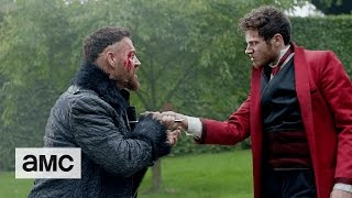 Into the Badlands: 'Father vs Son' Talked About Scene Ep. 204