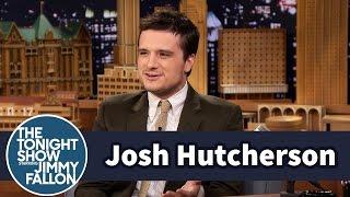 Josh Hutcherson Answers Fans' Twitter Questions