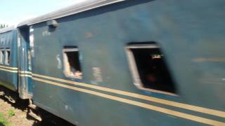 Suborno Express & Chattala Express Crossing each other at DACT