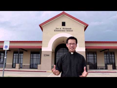 Father Dat Invites You To First Mass At St. Faustina Catholic Church
