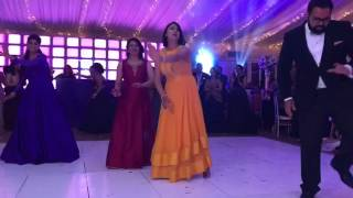 The Big Fat Indian Wedding Family Dance - Salaam - E - IshqPart 1