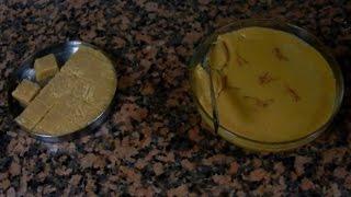 Caverry Amma & Vidya Recipe - Badam Halwa & Cake