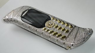 World's 10 Most Expensive Mobile Phones