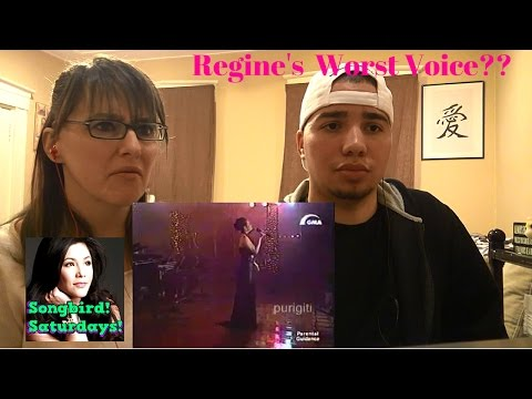 Xxx Mp4 MOM Amp SON REACTION WORST VOICE Of Regine Velasquez Songbird Saturdays 3gp Sex