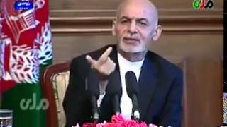 Warning to Pakistan President Ashraf Ghani پاکستان ته د اشرف غنی ګواښ