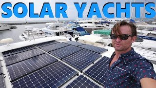 SOLAR ASSISTED YACHTS - An Interview With Heliotrope Yachts Owner