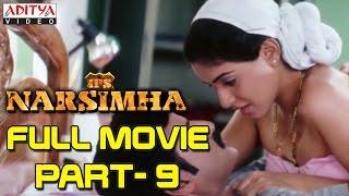 IPS Narasimha Hindi Movie Part 9/12 - Balakrishna,Asin