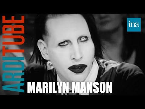 Xxx Mp4 Qui Est Marilyn Manson Archive INA 3gp Sex