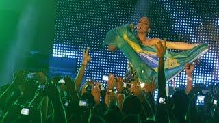 Kelly Rowland Live São Paulo Full Show | The Week 05\03\2011