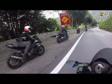 Senawang and Genting ride