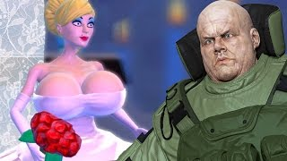 10 Weirdest Video Game Bosses Of All Time