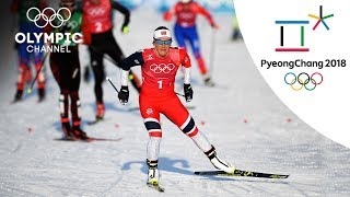 Sofia Goggia & Marit Bjoergen write history | Highlights Day 12 | Winter Olympics 2018 | PyeongChang